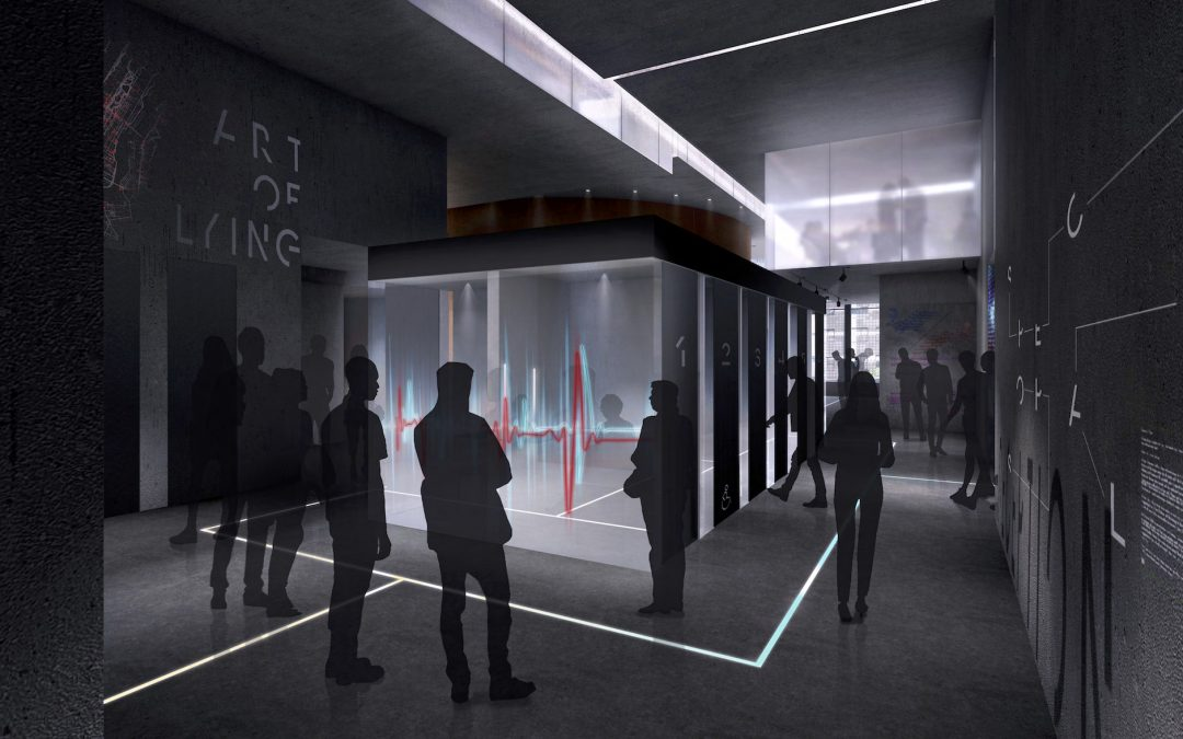 Spy Museum opens in New York where you can take a Lie Detector Test