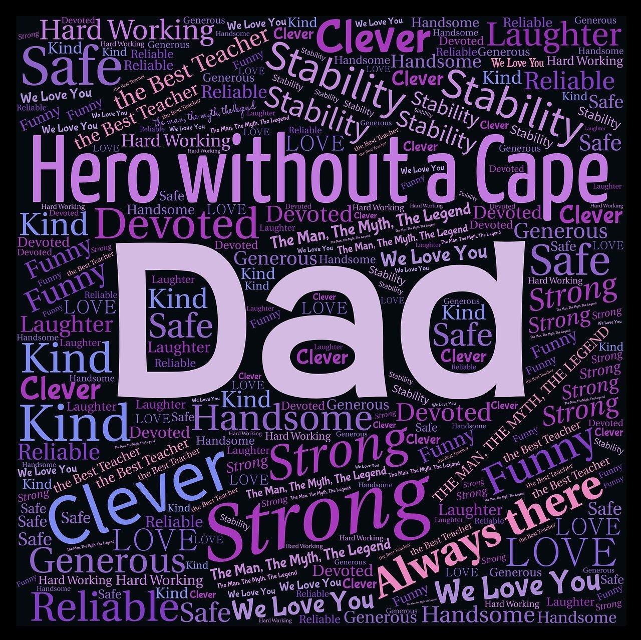 Father's Day 2021, honest fathers raise honest children