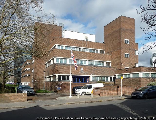 Matt Ratana geograph-6091311-by-Stephen-Richards, UK Police