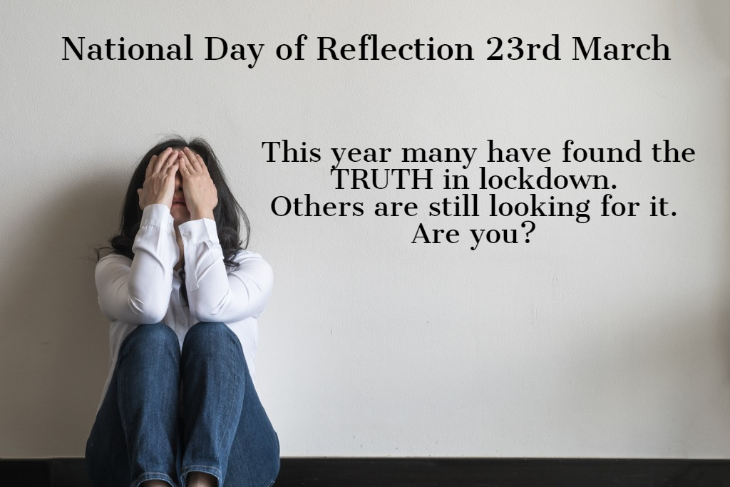 National Reflection Day, lie detector test discounts, change your life