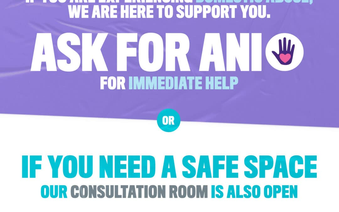 Ask for ANI Initiative hopes to reduce UK Domestic Abuse